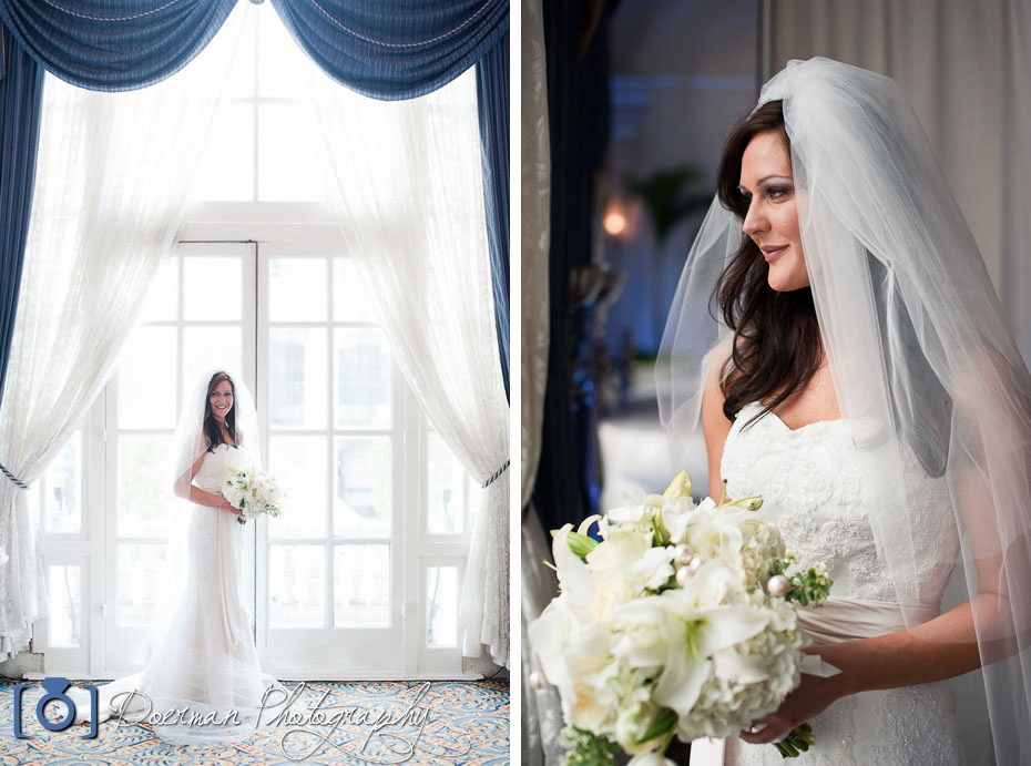 Beth Kelley Hermitage Hotel Wedding