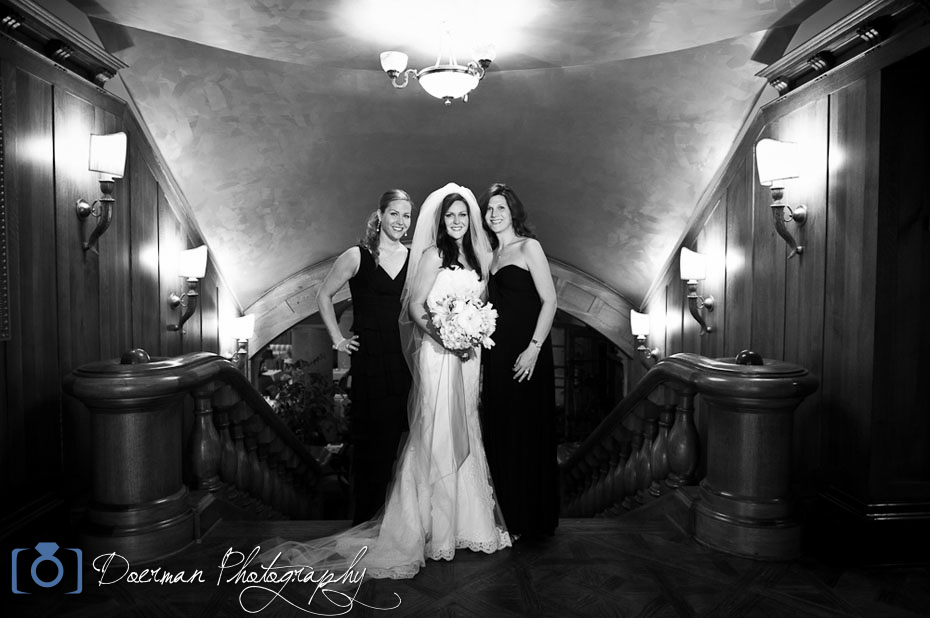 Hermitage Hotel Bride Nashville