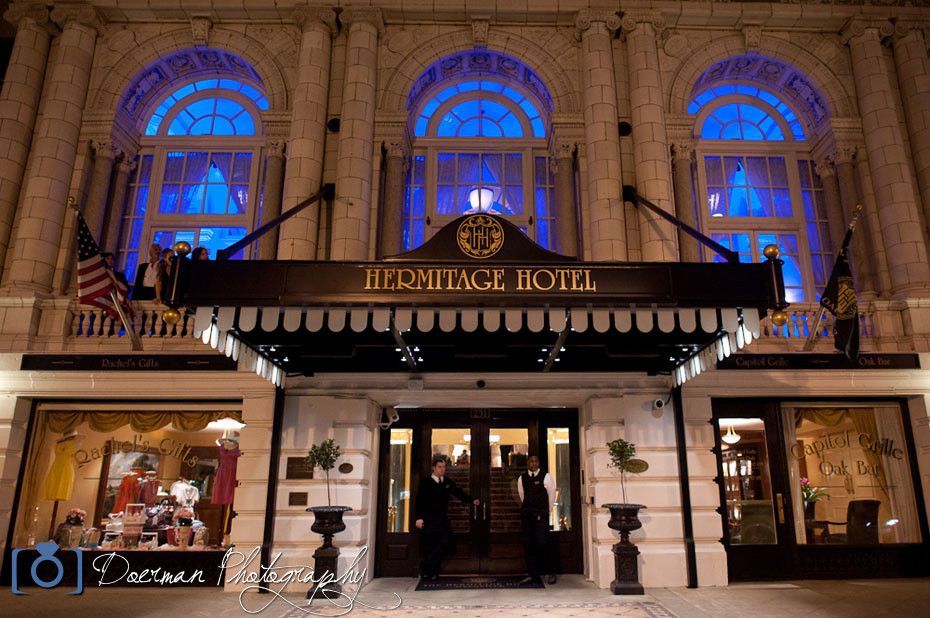 Hermitage Hotel Nashville