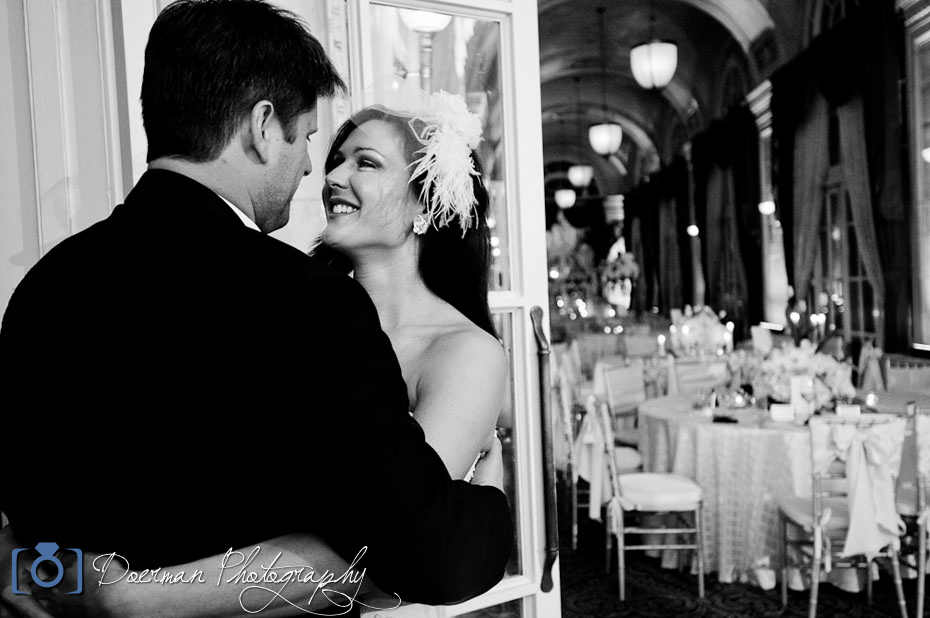 Hermitage Hotel Wedding Reception