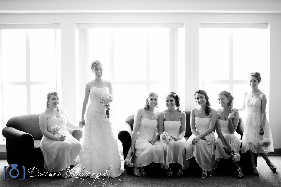 nashville bridesmaids wedding