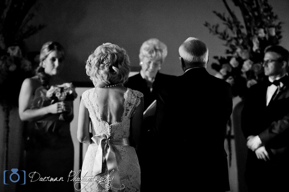 Hermitage Church Wedding Ceremony