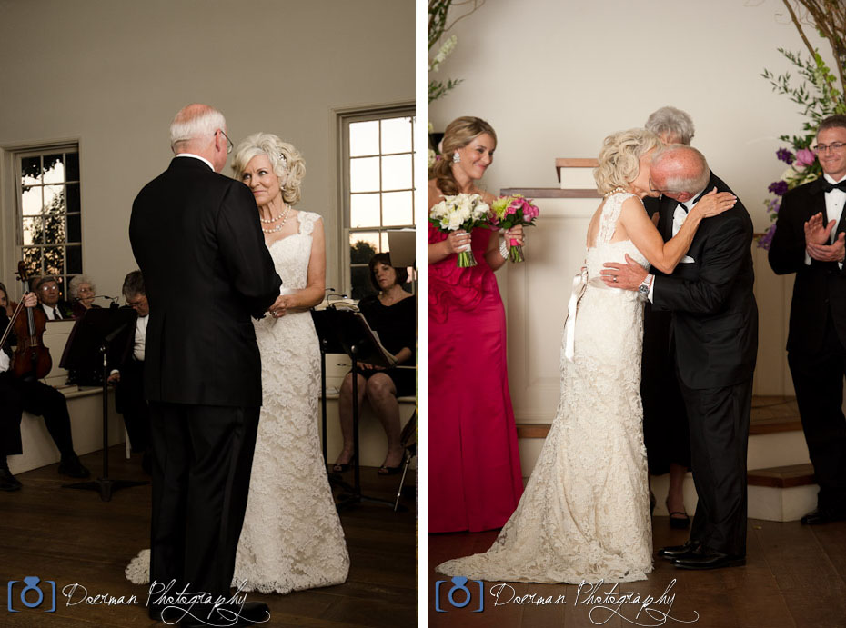 Hermitage Church Wedding