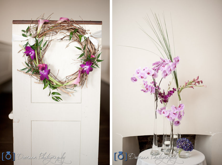 Rebel Hill Florist Wedding