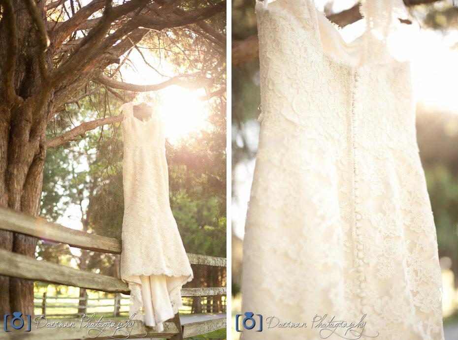 Arzelle's Wedding Dress Nashville