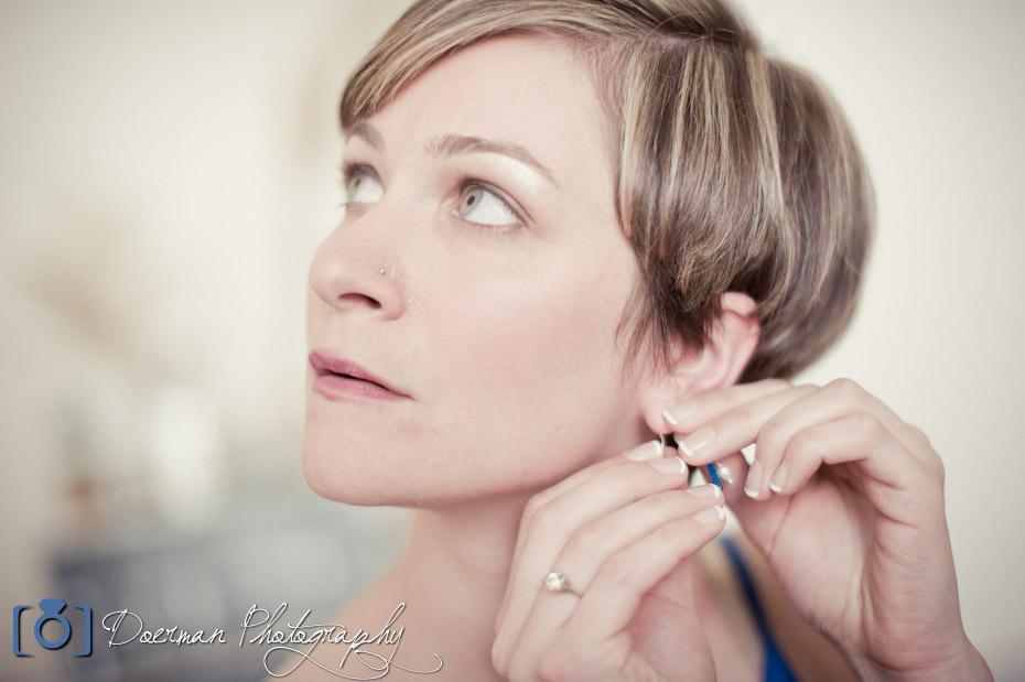 Bride Earring