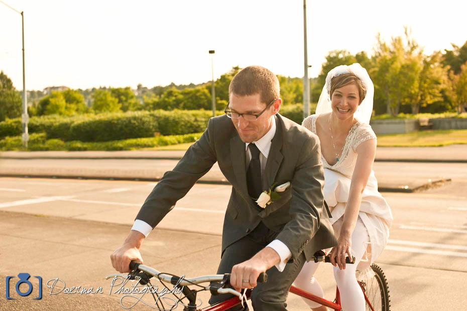 Wedding Bike Ride