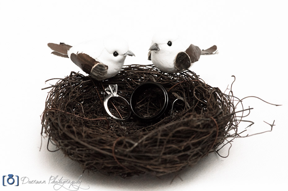 Bird Nest Wedding