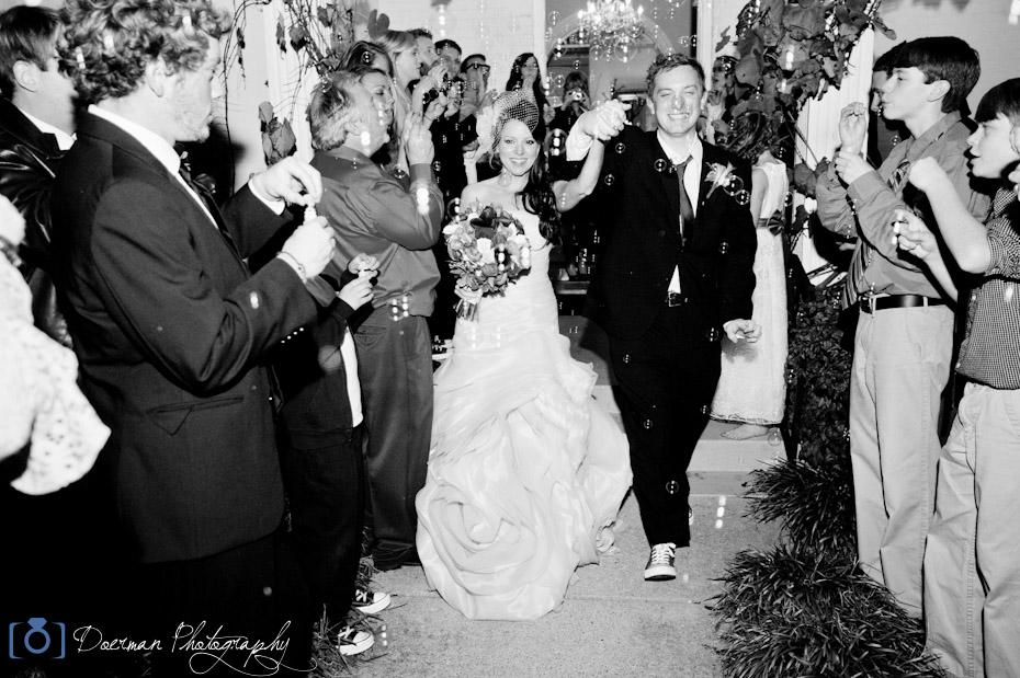 Bridal Exit Wedding