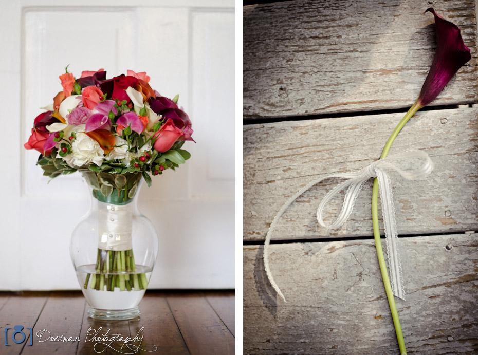 Bridal Flowers Bouquet