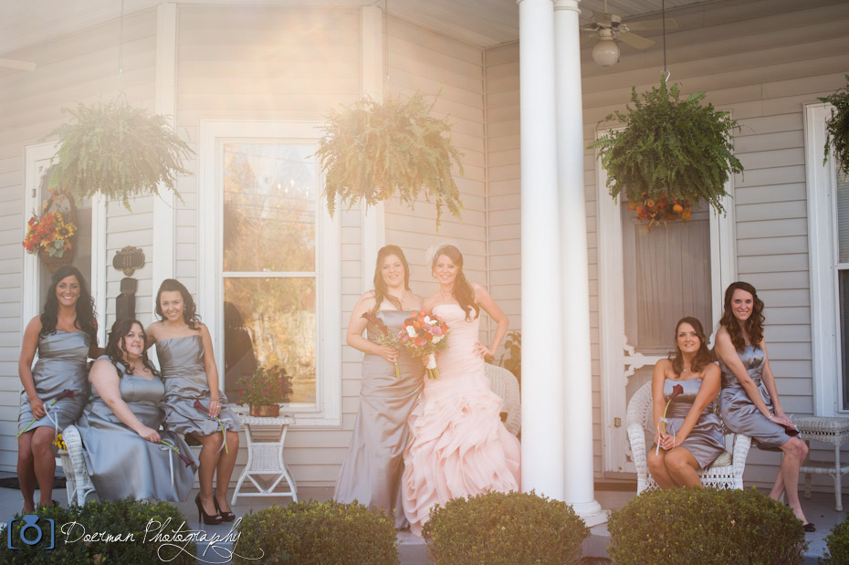 Bridesmaids Carriage Lane Inn