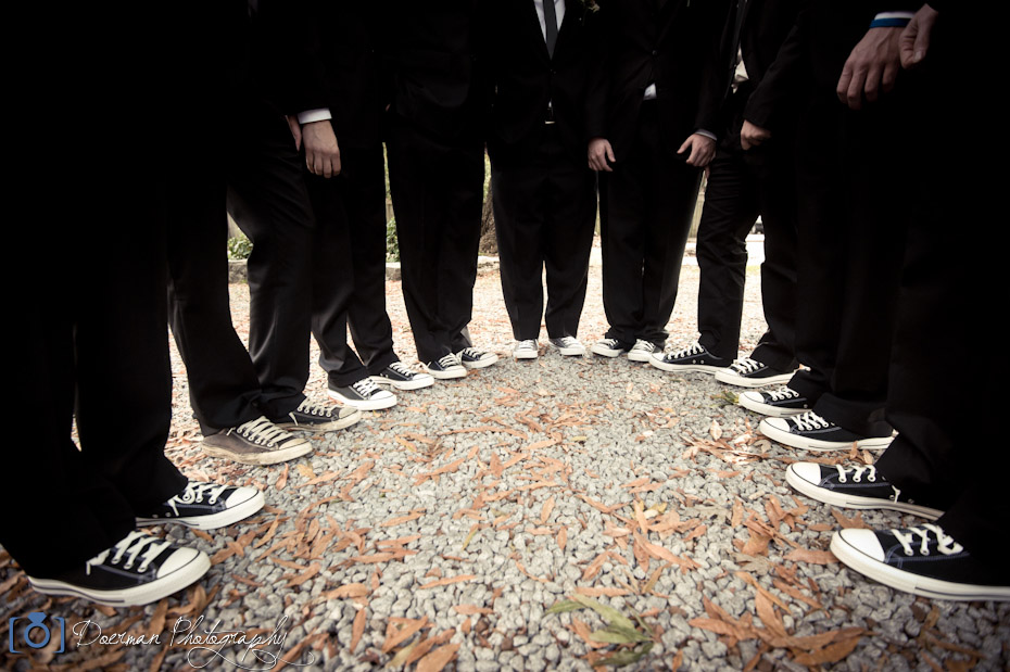 Groomsmen Shoes Converse Chucks