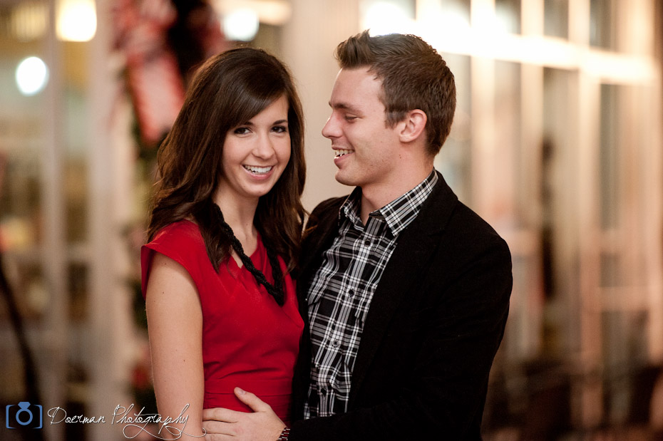 Ryan Andrea Engagement