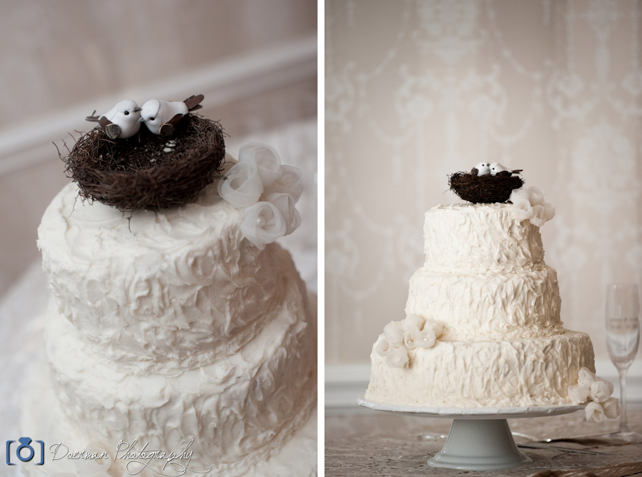 Wedding Cake Photography Nashville