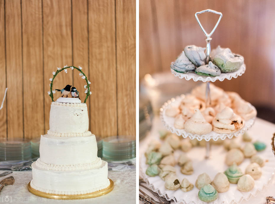 DIY wedding cakes desserts