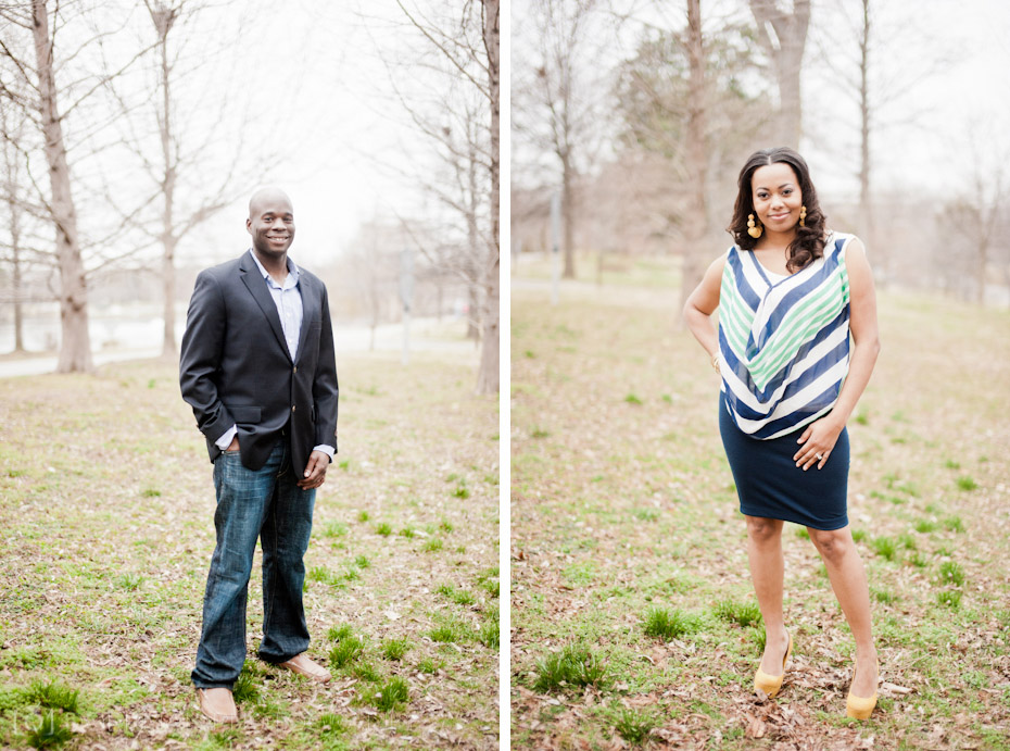Engagement Portraits Nashville