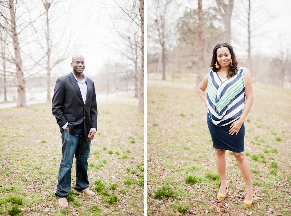 Engagement Portraits Nashville