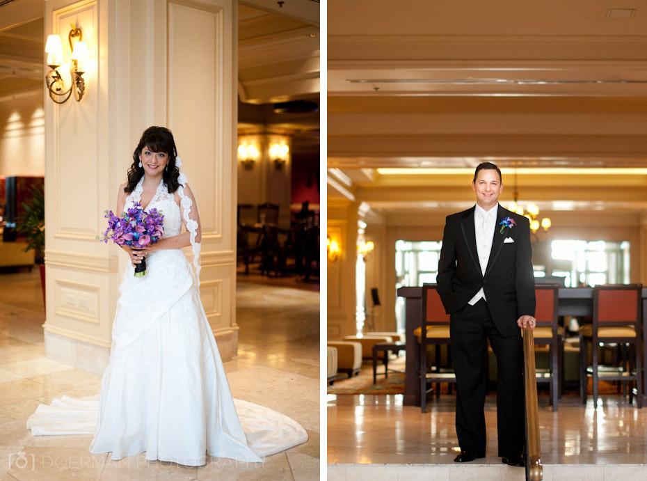 cool springs wedding Marriott