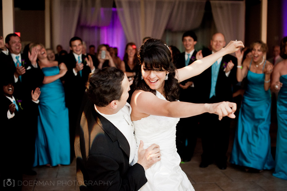 first dance fun bridal party