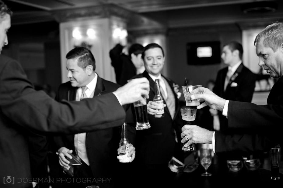 nashville groomsmen cheers