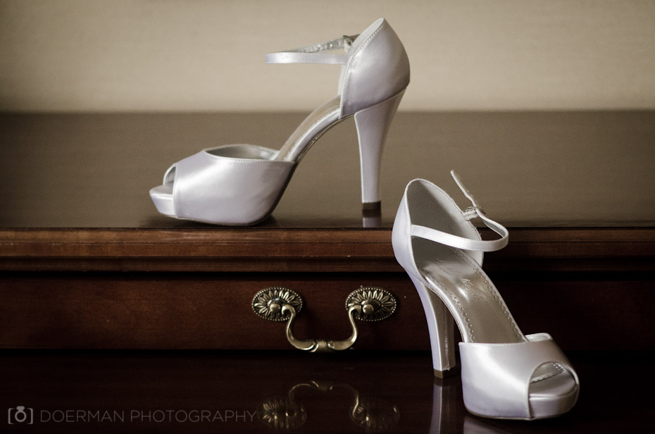 wedding shoes white silver
