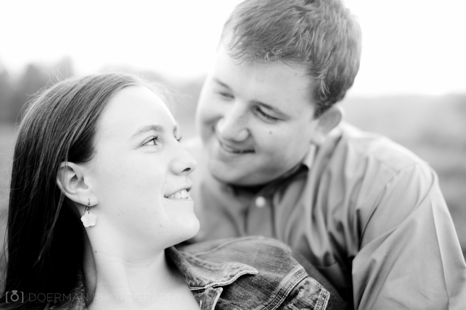 clarksville engagement photography