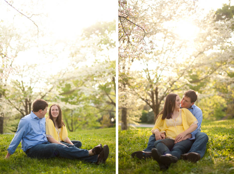 taylor and cody engagement