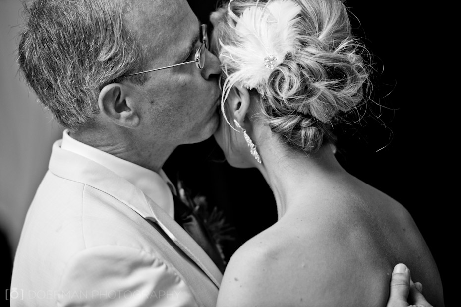 Father Daughter Dance Kiss
