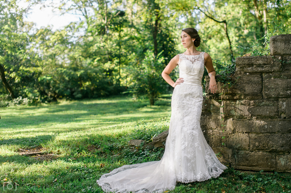 Nashville bridal session