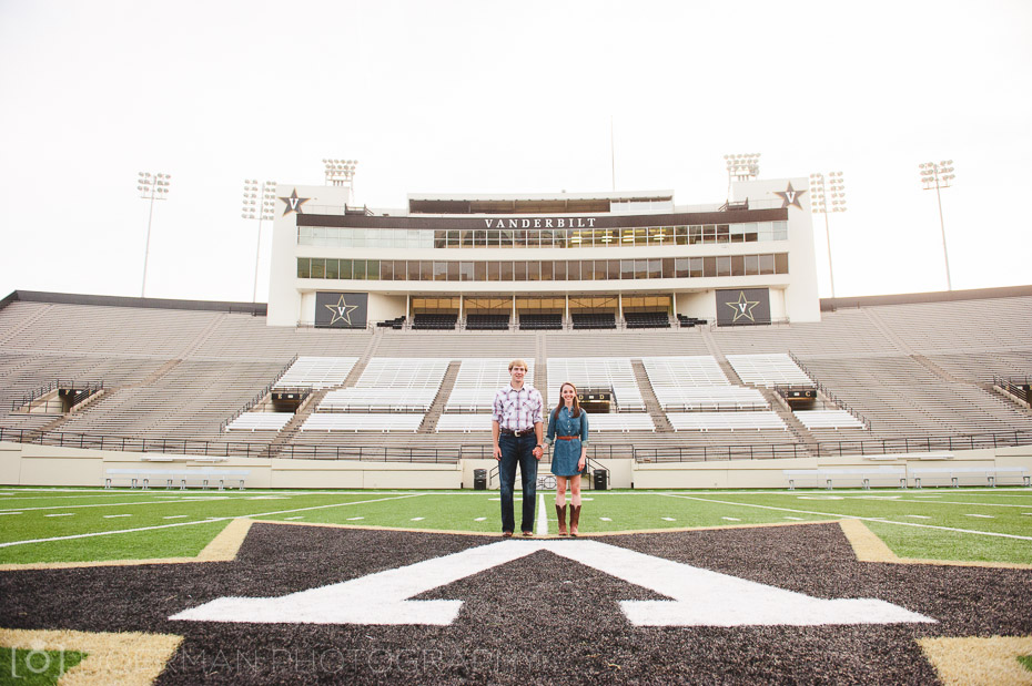 Vanderbilt Stadium Photography
