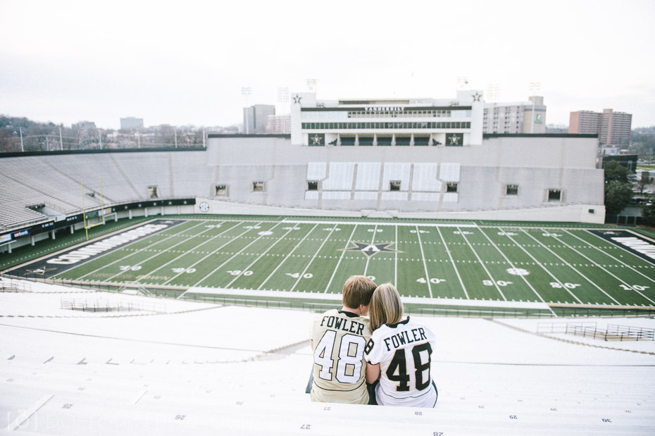 Vanderbilt Stadium Engagement