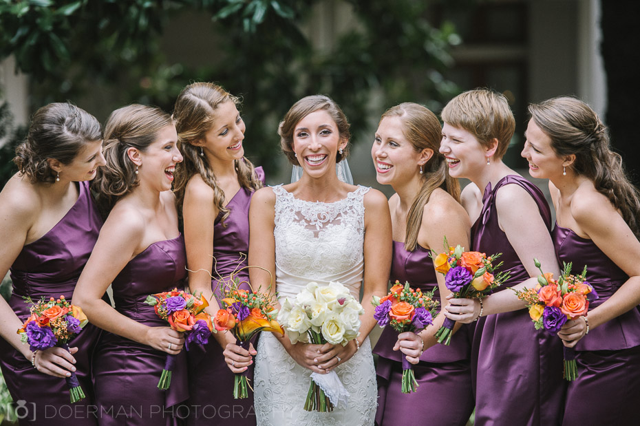 bridesmaids Nashville, TN wedding