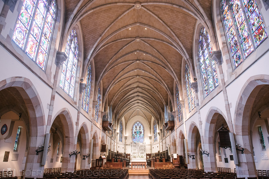 All Saints' Chapel - Sewanee, TN