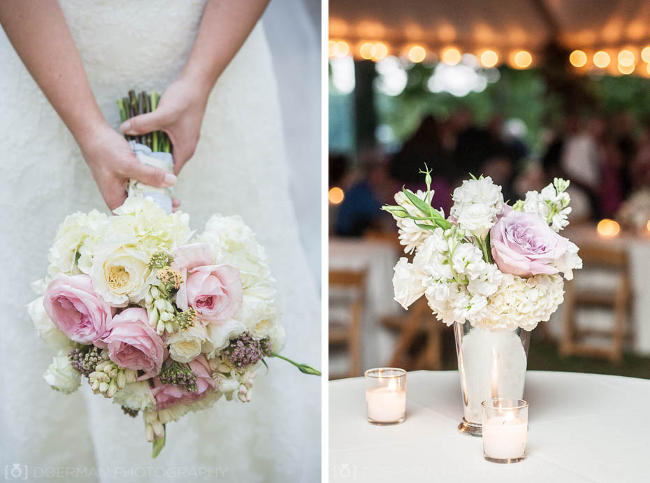 wedding flowers by Ken Taylor