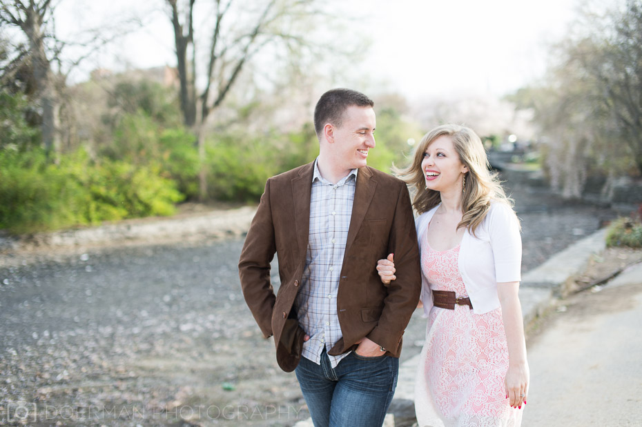 doerman engagement photography