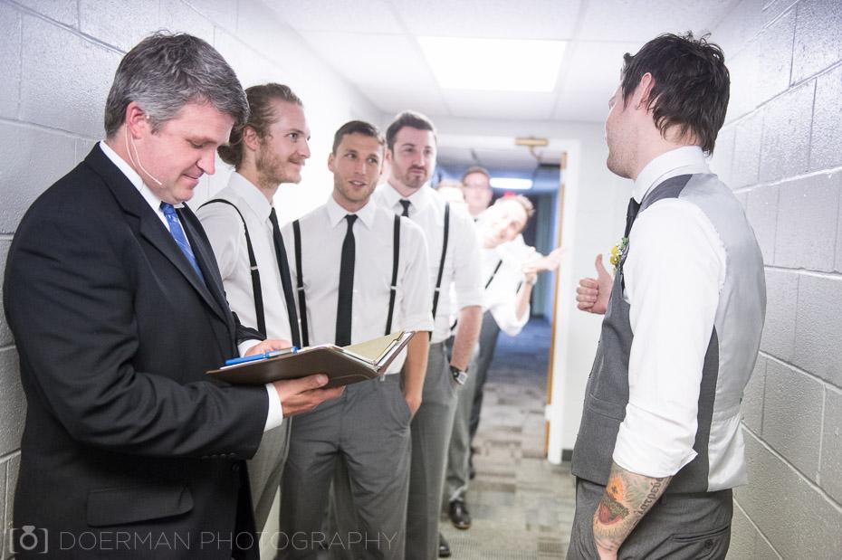 groom pre-ceremony