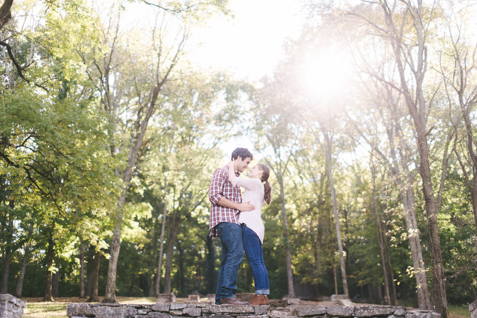 percy warner park engagement