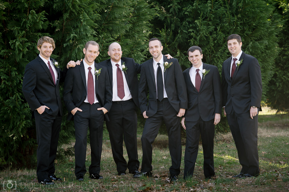 groomsmen summertown tn wedding