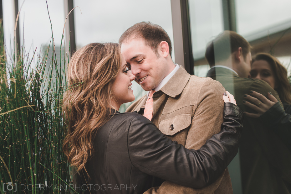 nashville engagement couple