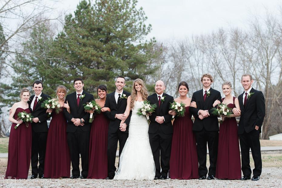 bridal bridal party