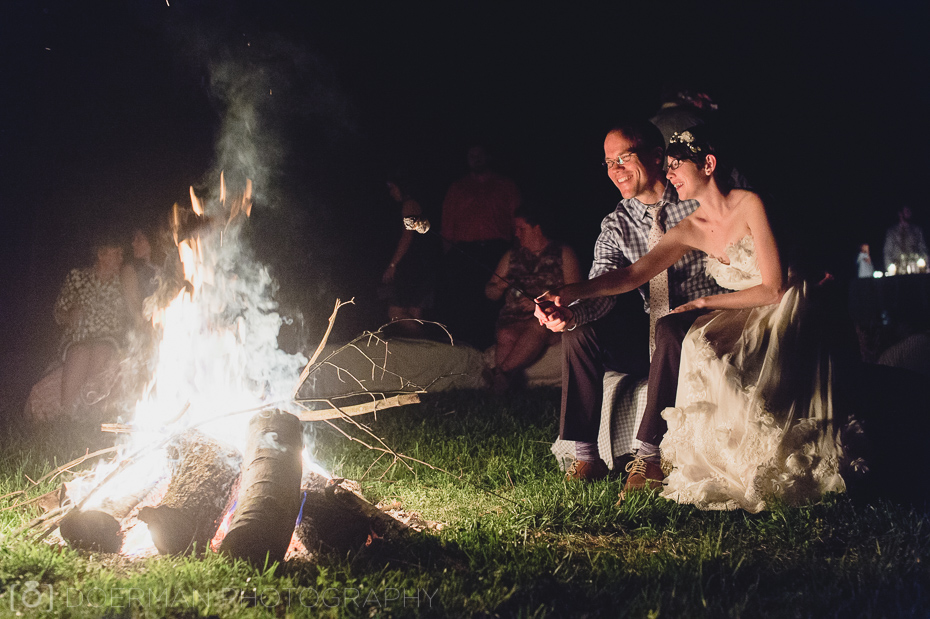 wedding-campfire