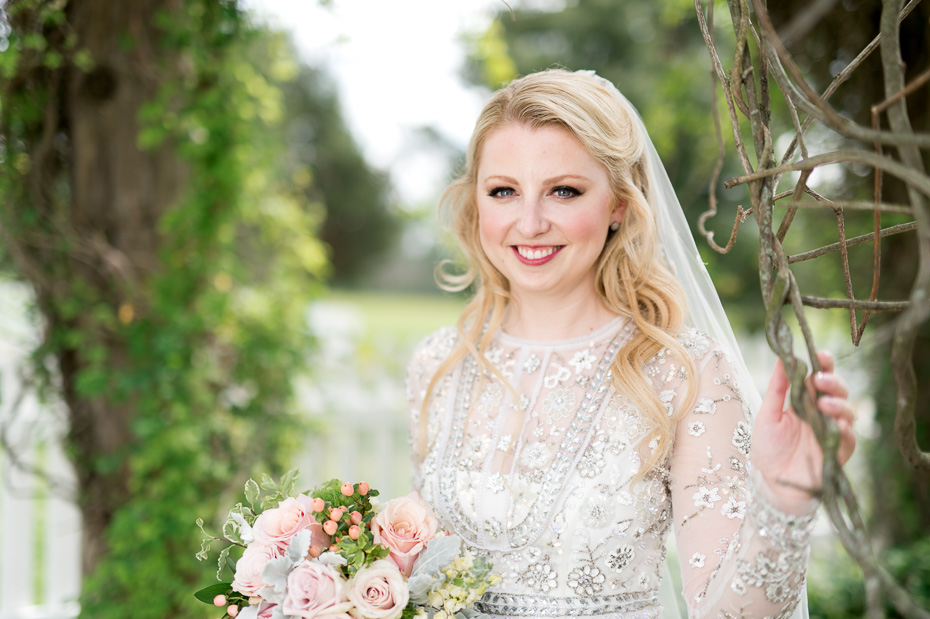 carnton bridal session