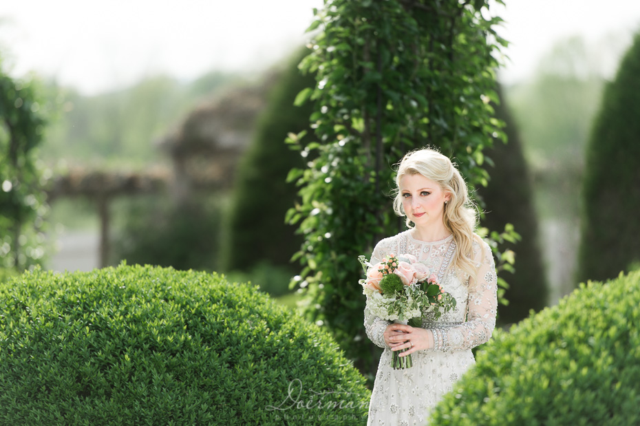 image from bridal session at carnton plantation