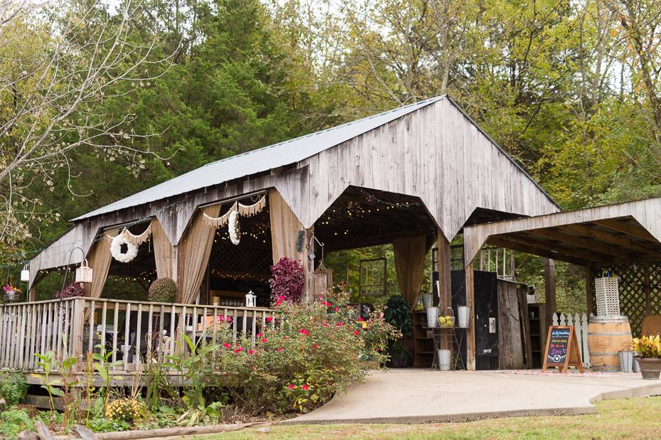 Madison Creek Farms Wedding Carmen Abby Doerman Photography